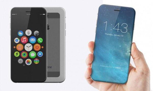 IPhone 7: USB Type-C, беспроводная зарядка, Touch ID в стекле и другое