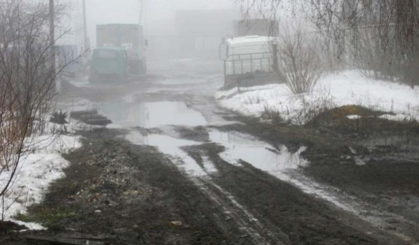 дороги Мичуринск