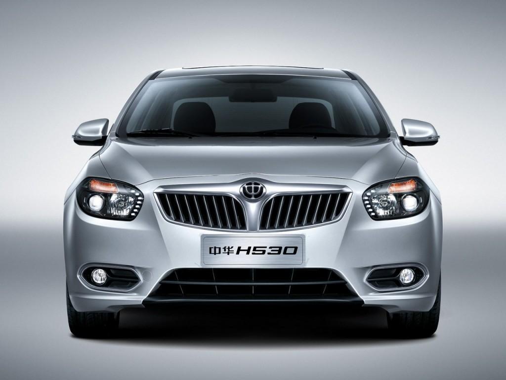 Обновленные Brilliance V5 и H530 приедут в Россию летом 2016-го