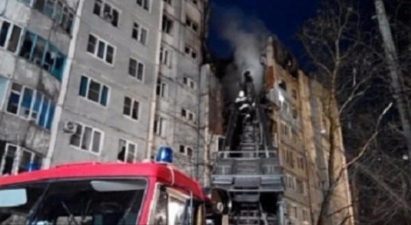 Вквартирах взорвавшегося дома вВолгограде ненашли погибших
