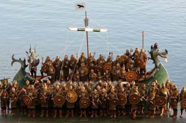 Ученые: Колонизации викингами Америки предшествовали вовсе не изменения климата