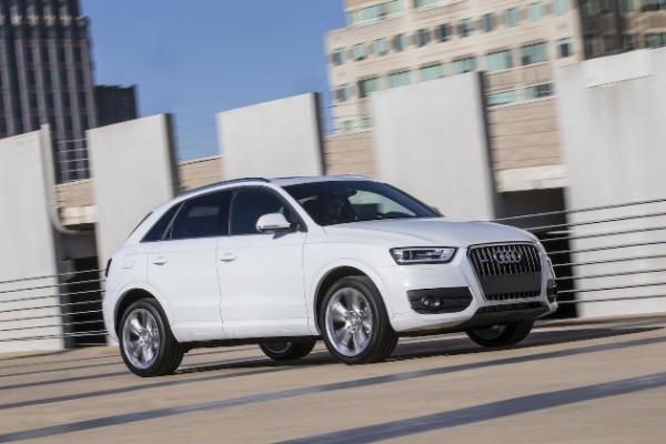 Audi Q3 нового поколения