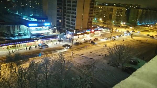 Петербург ул. Зорге