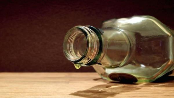 алкоголь бутылка