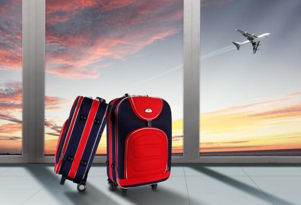 чемодан аэропорт