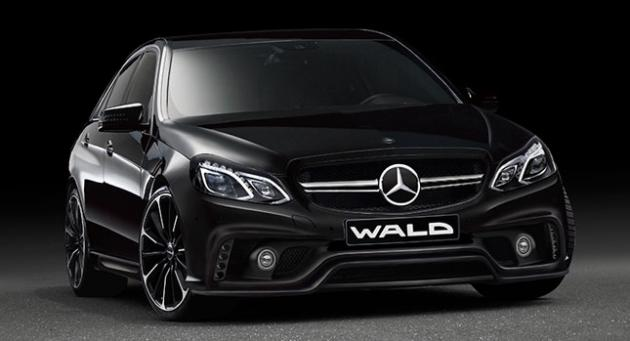 Mercedes-Benz E Class W213