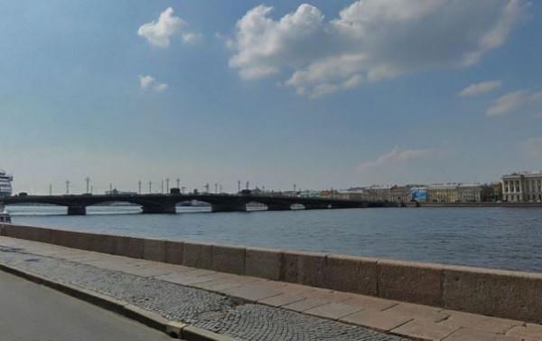 Петербург Нева