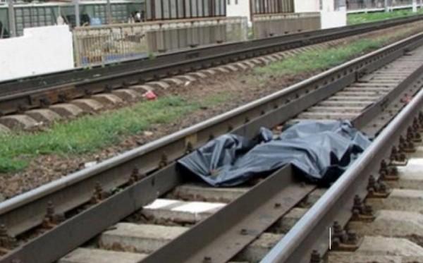 рельсы поезд погибла