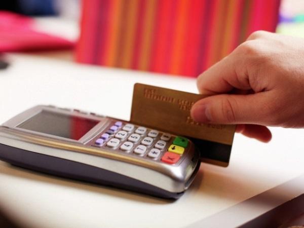 оплата банковская карта