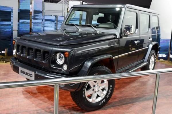 Beijing Auto BJ80C