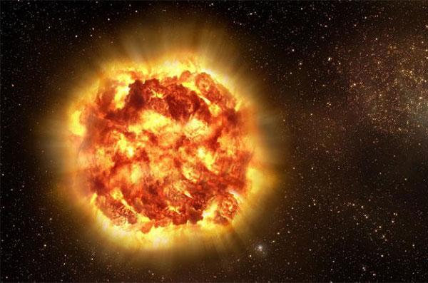 Как взрываются звёзды, показало NASA вшокирующем видео