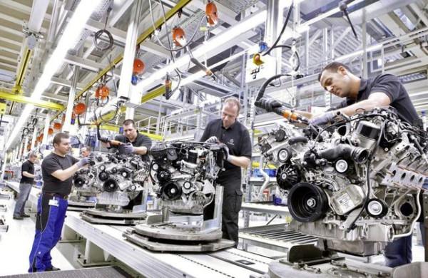 двигатели производство