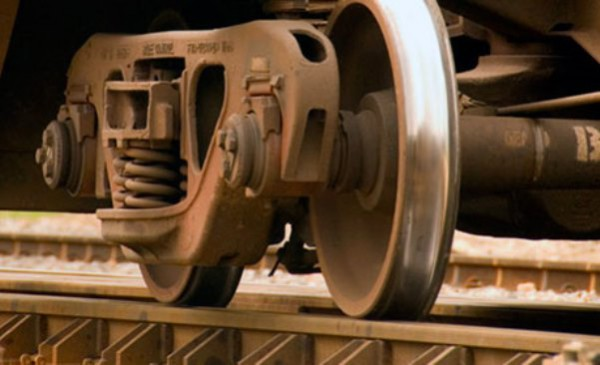 колеса поезд
