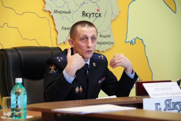 Скандал вокруг замминистра МВД Якутии прокомментировали вСледственном совете