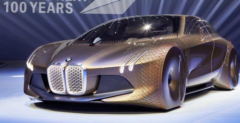 BMW 100 лет