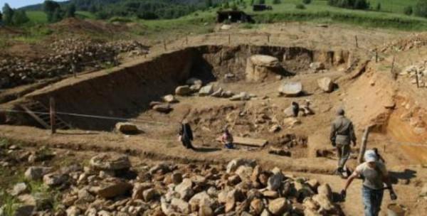 Натерритории США обнаружили древнейшую на материке  стоянку человека