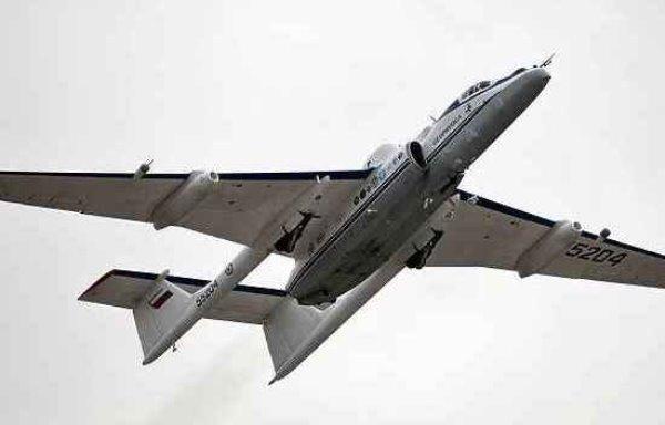 Швеция сорвала полеты экспериментального российского самолета