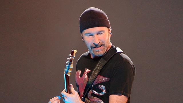 U2 Дэвид Эванс