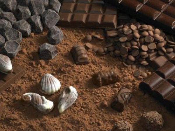 Шоколад на ленч  увеличивает  активность мозга