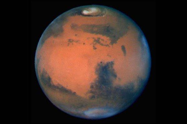 Марс Арабская земля