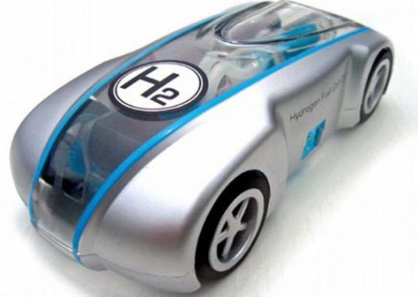 Водородные автомобили постепенно завоюют мировой рынок