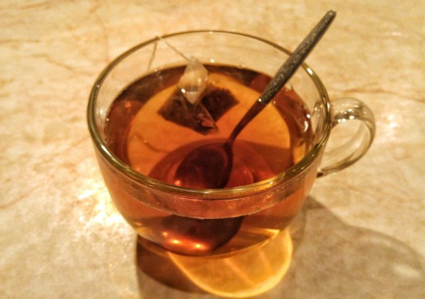 __чай