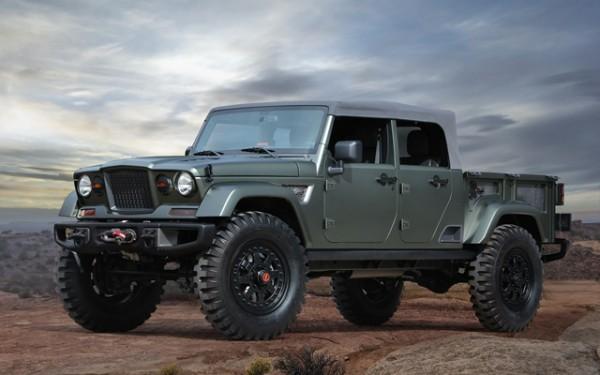 Всеть попали новые фотографии Jeep Wrangler 2018