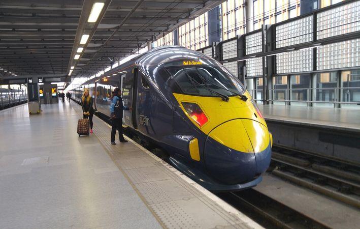 Hyperloop разгонит поезда до 1 000 км/ч
