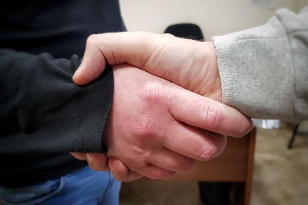 __ договор, рукопожатие, рука