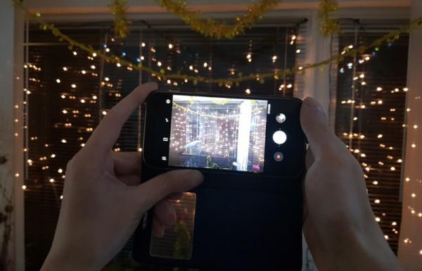 __ фотография, съемка, огни, смартфон