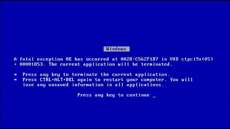ВChrome отыскали ошибку, которая намертво вешает Windows— Mail Hi-Tech