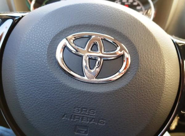 __ машина, автомобиль, подушка безопасности, Airbag, Toyota