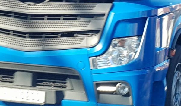 __ фара, грузовик
