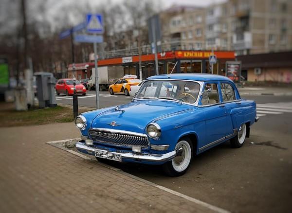 __авто, Волга