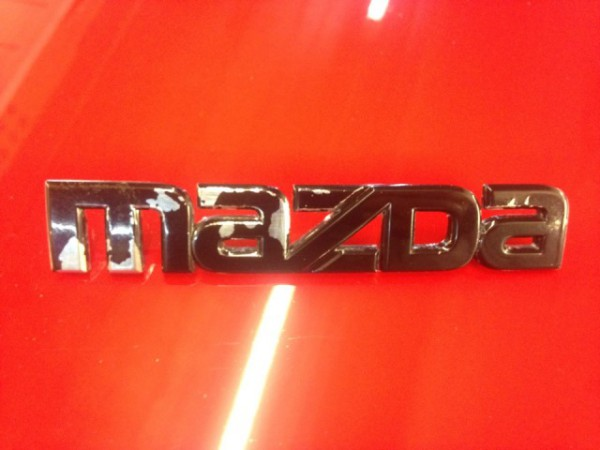 Mazda авто