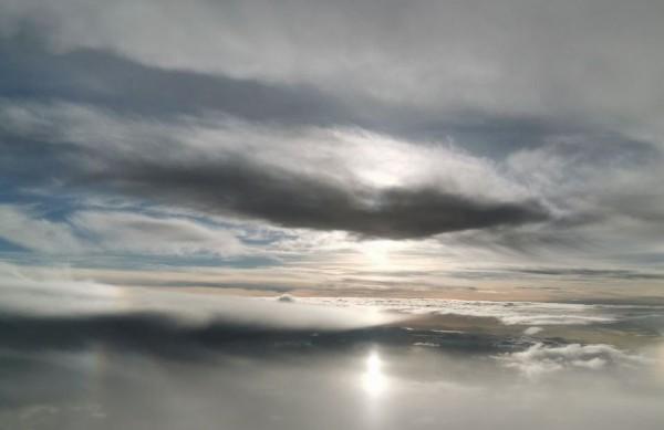 __ небо, облака, тучи