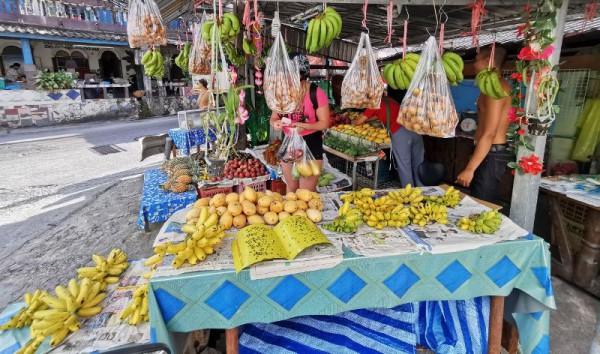 __ рынок, базар, фрукты