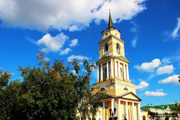 Спасо-Преображенский собор Пермь