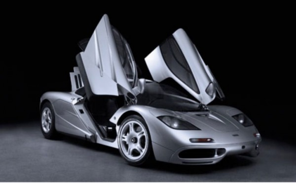 McLaren F1 в версии LM
