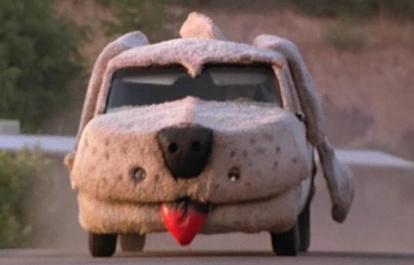 собакомобиль