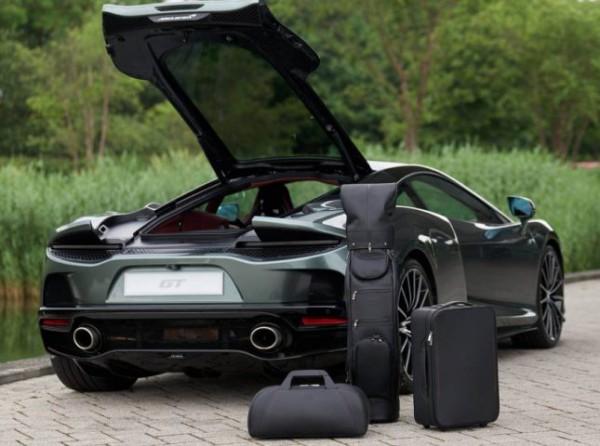 McLaren сумки, чемоданы