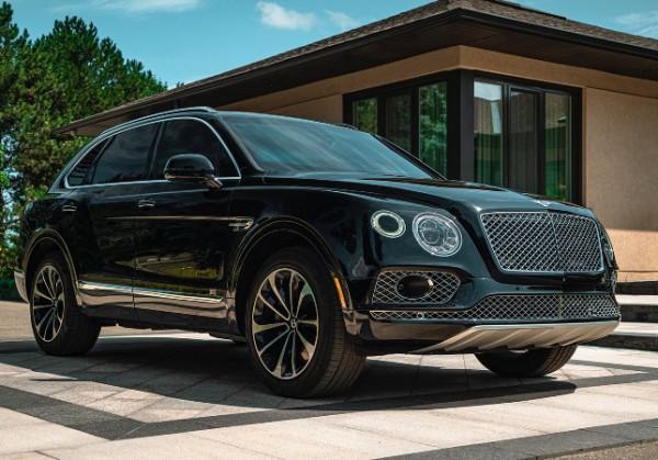 Bentley Bentayga Stetson Edition
