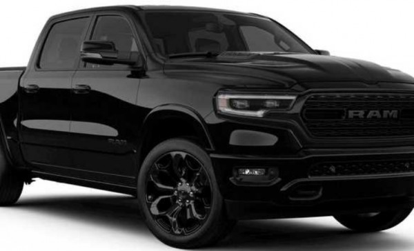 Ram 1500 Black Limited Edition