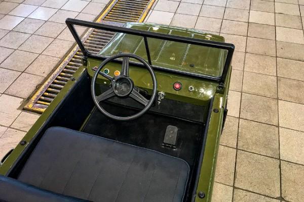 УАЗ-469, уменьшенная копия