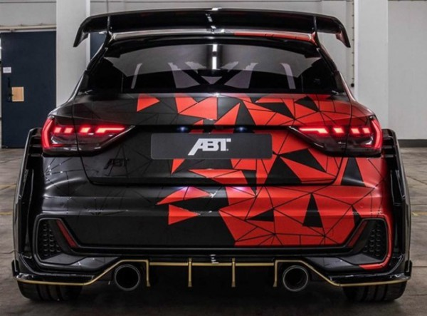 Audi A1 Sportback, тюнинг