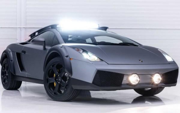Lamborghini Gallardo внедорожный