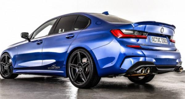 BMW 3-Series от AC Schnitzer