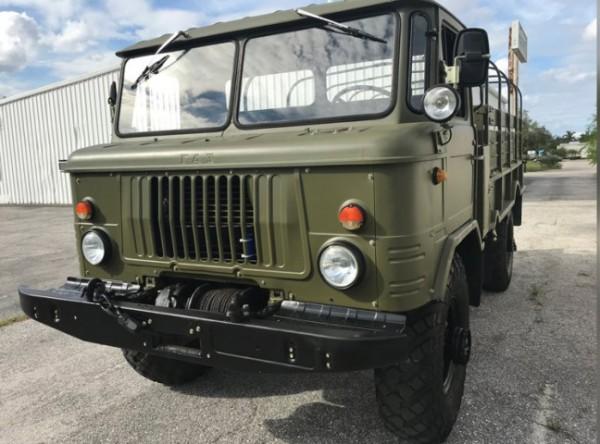 ГАЗ-66 1983 года