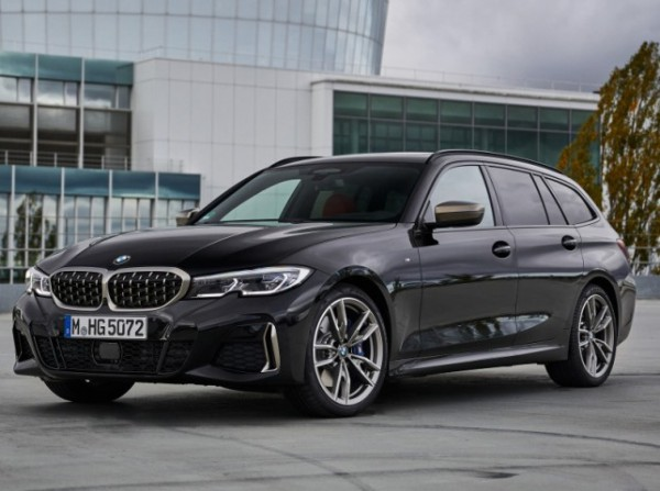 BMW 3-Series заряженный универсал