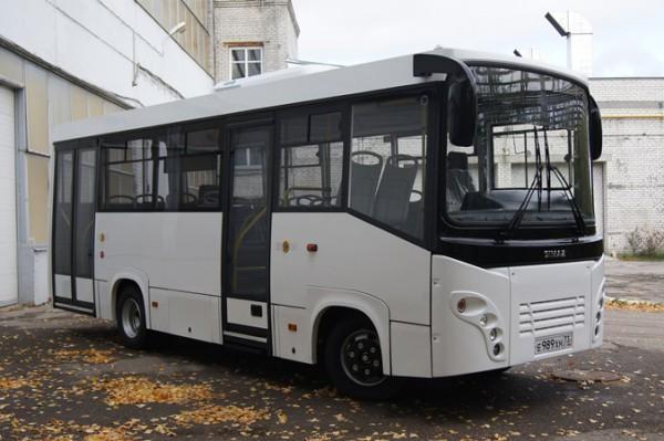СимАЗ, автобус